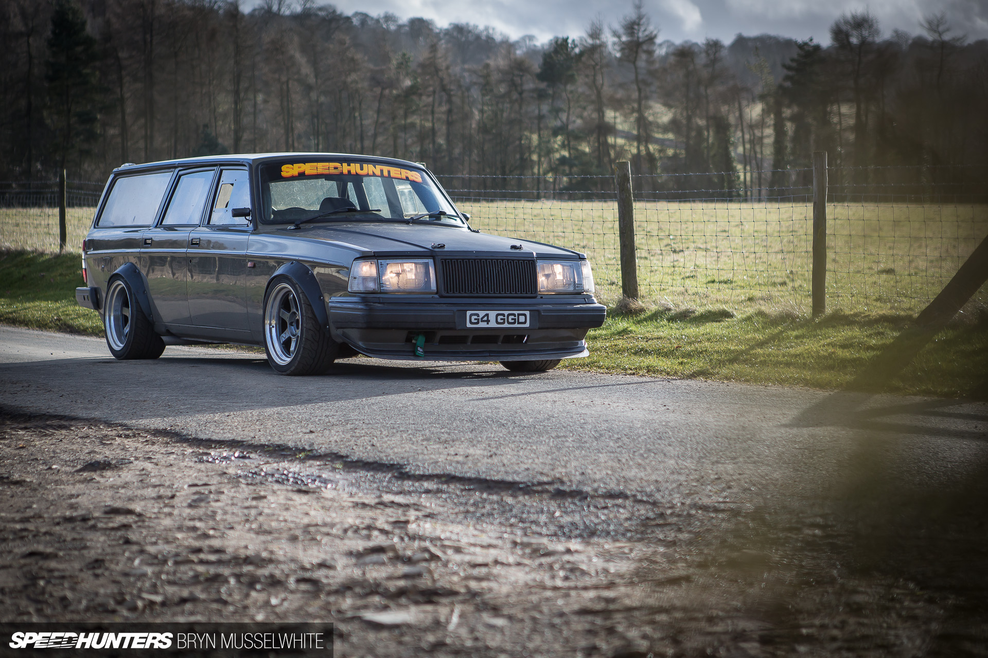 Project Volvo - Archives Speedhunters