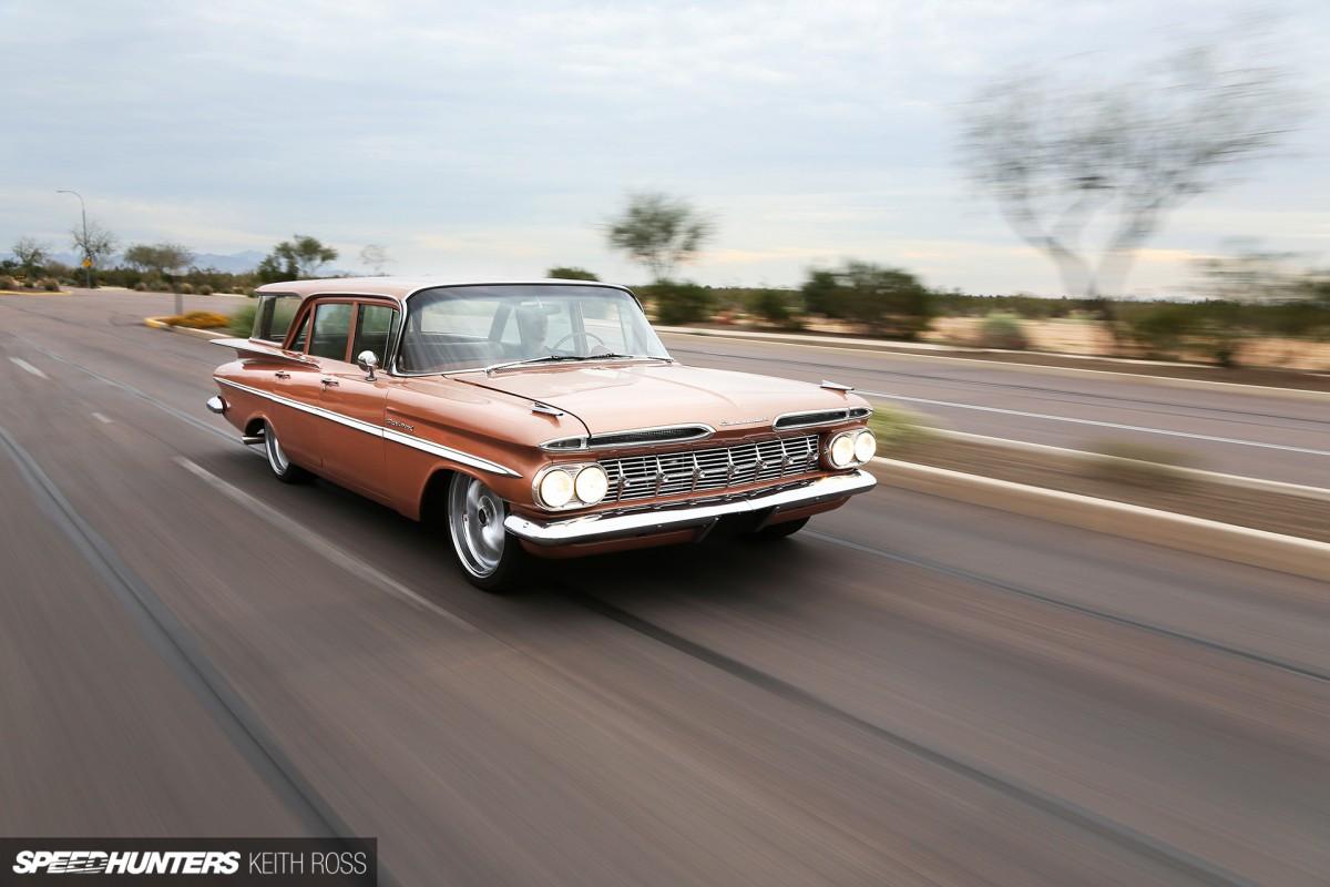 Cruisin' Like It's 1959: WagonStyle
