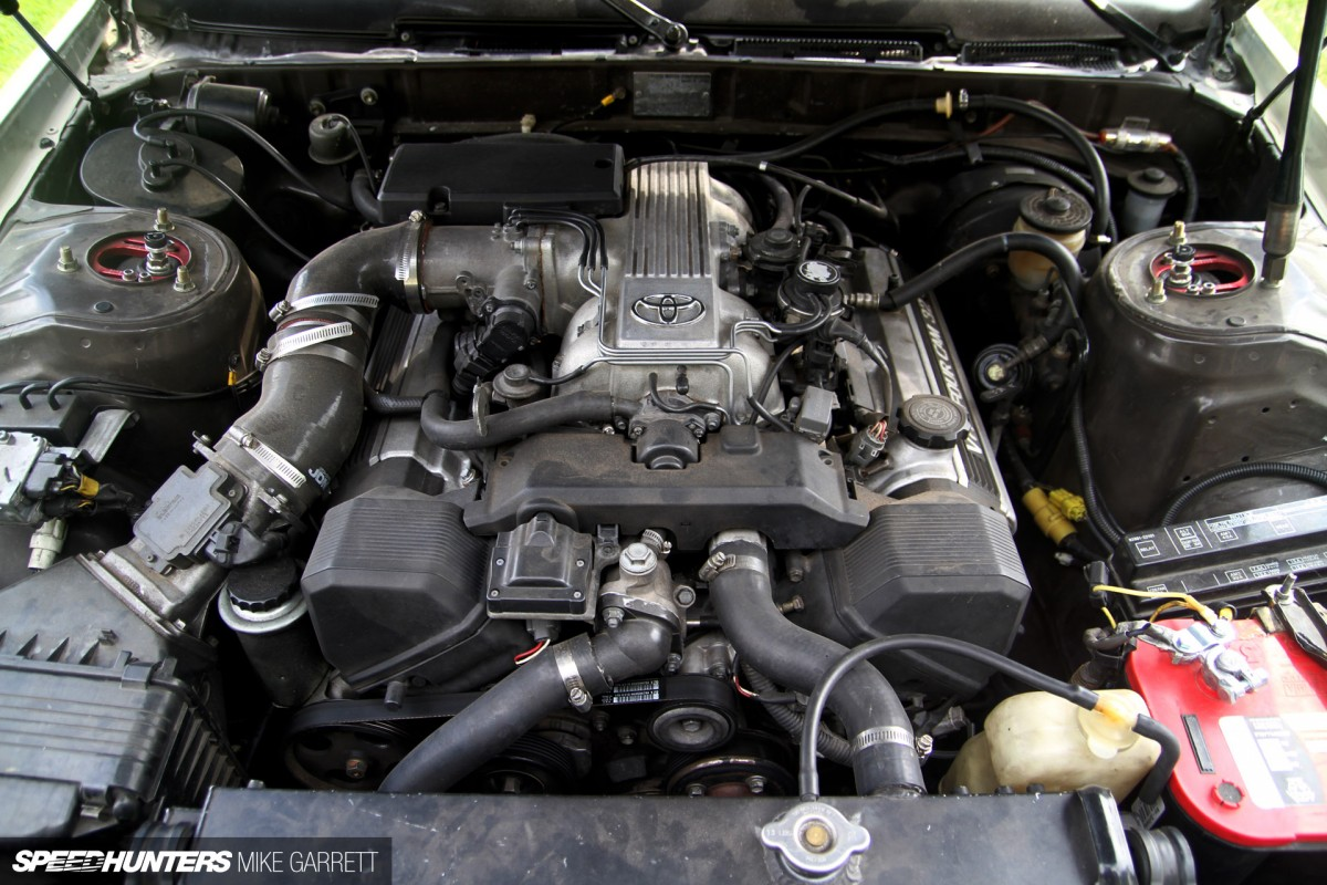 Project Crown A Long Overdue Update Speedhunters 1uzfe Wiring Harness Vol 2 4727