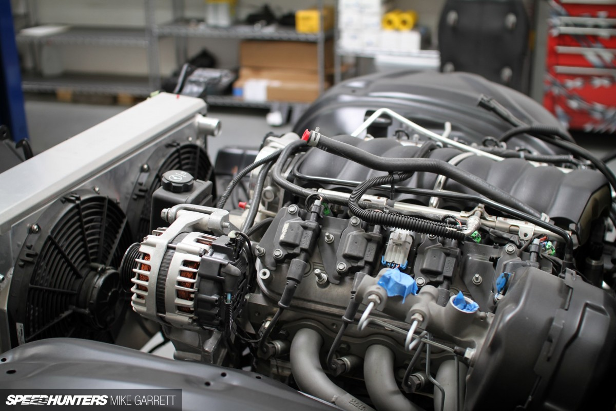 Project Crown A Long Overdue Update Speedhunters 1uzfe Wiring Harness Vol 2 4728
