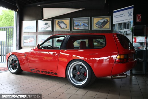 Fear For The Family A Lotus Powered Opel Wagon Speedhunters