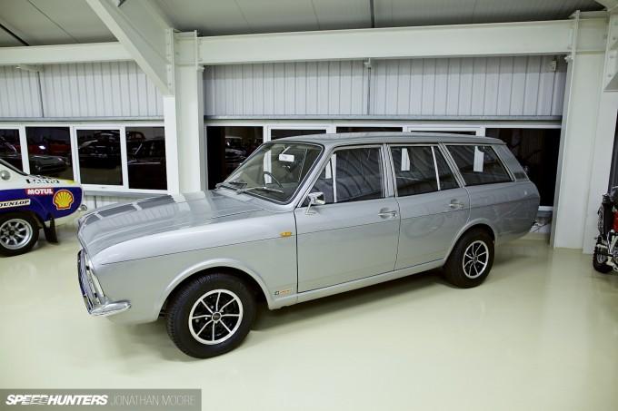 JC Classics historic car restoration and sales, Maldon, Essex