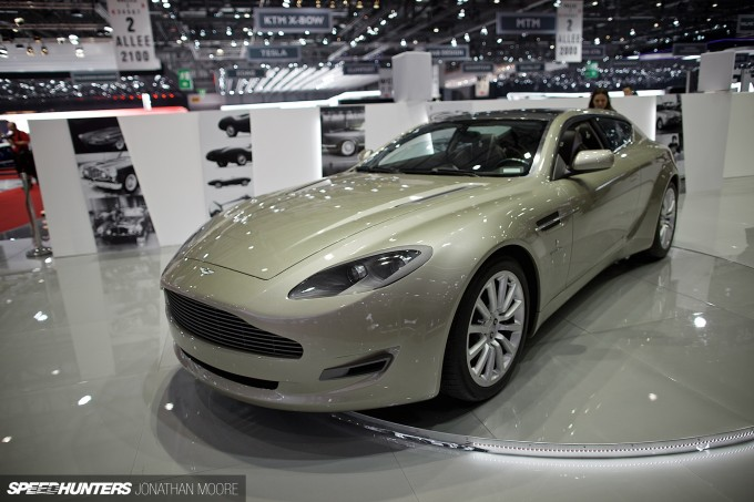 The press days for the 83rd Geneva Motor Show at Palexpo, Geneva, Switzerland, 5-6 March 2013