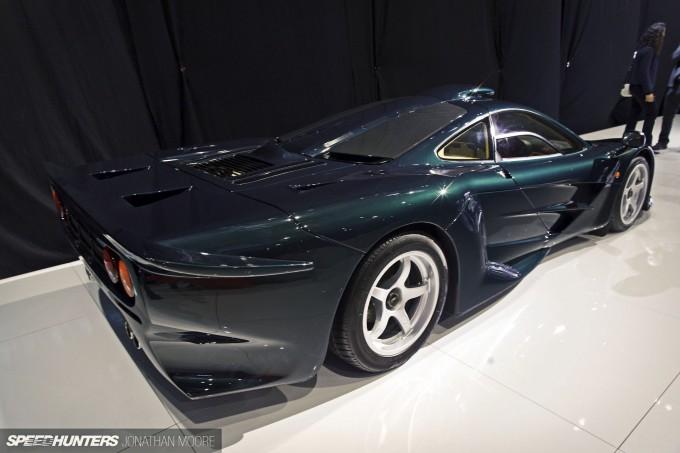 The 85th Geneva Salon International de l'Auto motor show, held at Palexpo, Switzerland
