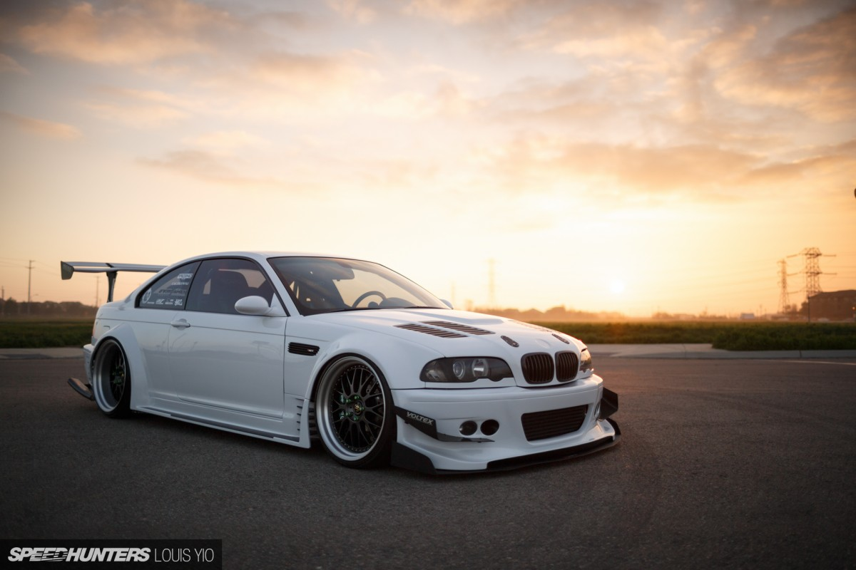 Bmw M3 E46 Modified Widebody | www.imgkid.com - The Image ...