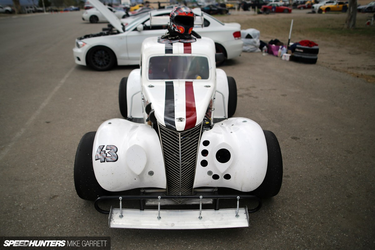 Legends Of The Track Day - Speedhunters
