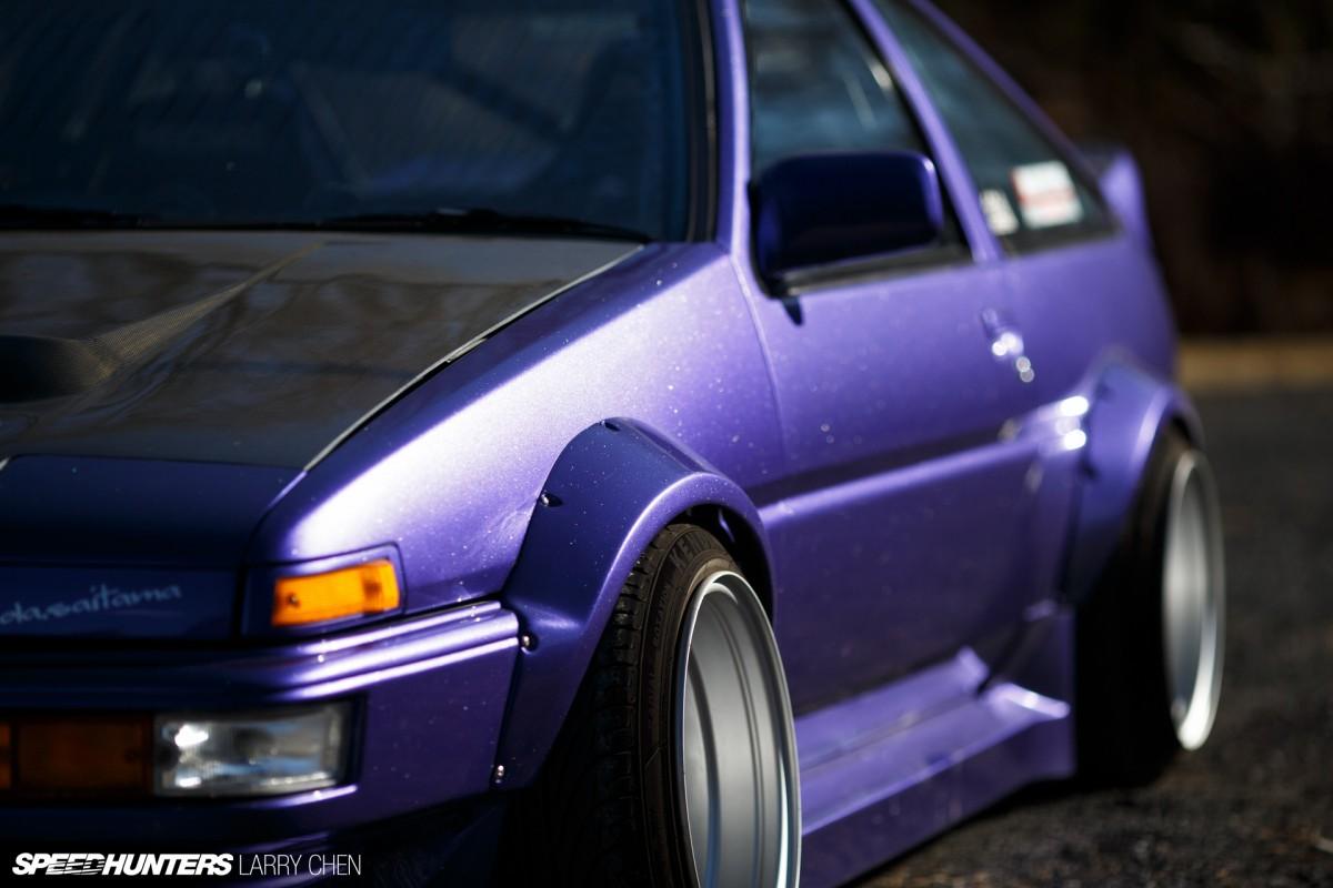 The Saitama-StyleAE86