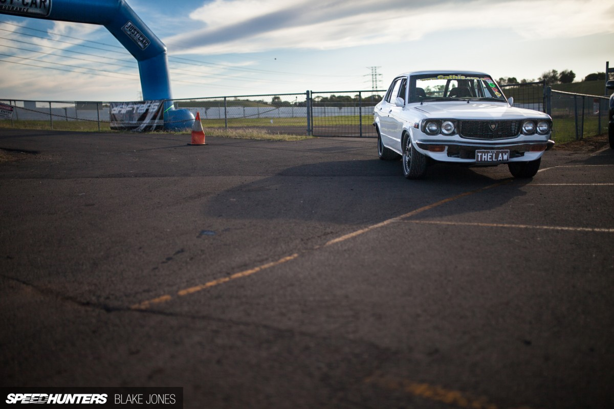 Tradition Be Damned:</br> The Ultimate Street Mazda RX-3