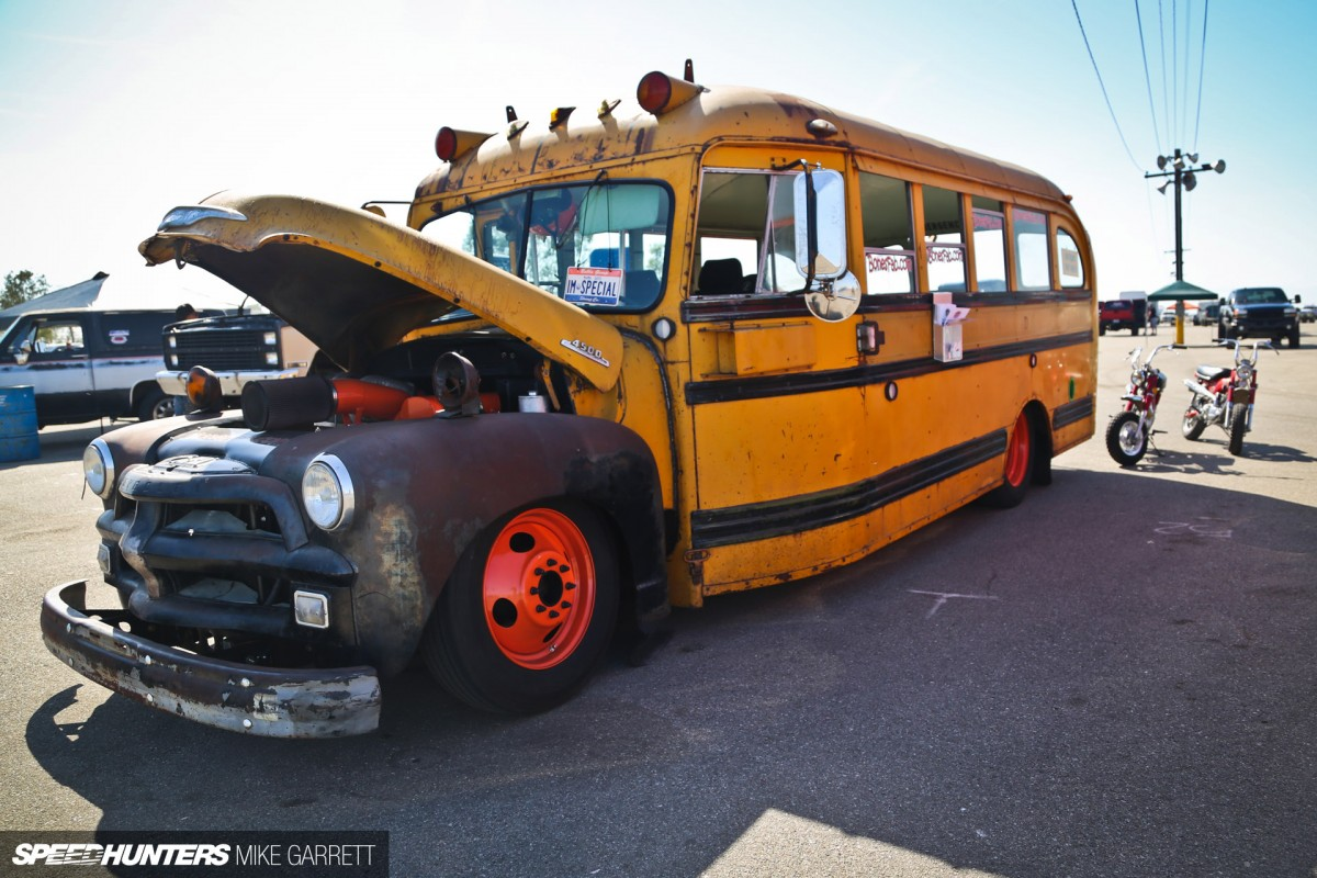 Big Turbo, Mad Style: The Cool Bus