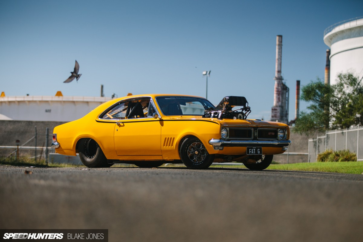 Aussie Rules:</br> A Supersized 1800hp&nbsp;Monaro