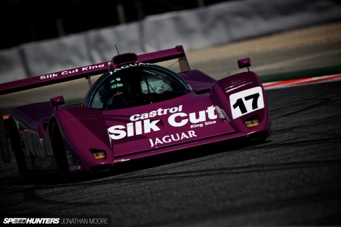 The fifth edition of the Espíritu de Montjuïc classic racing festival, held at the Circuit De Catalunya near Barcelona in Spain, 17-19 April 2015