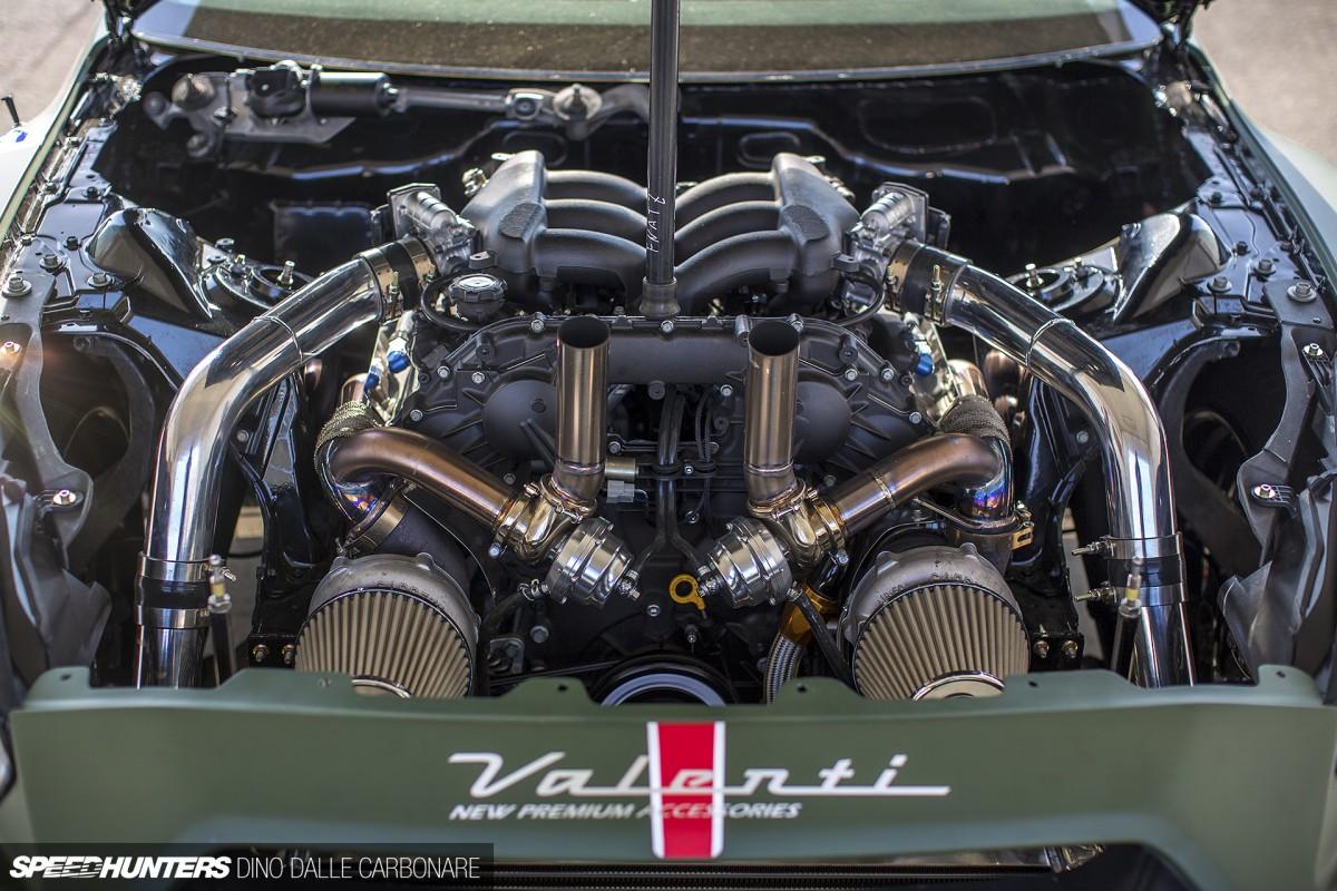 The Engine Bays Of FDJapan