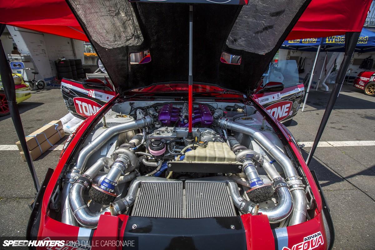 the engine bays of fd japan   speedhunters