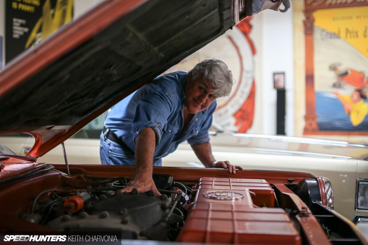Jay Leno's Garage:</br> A Personal SpeedhuntersTour