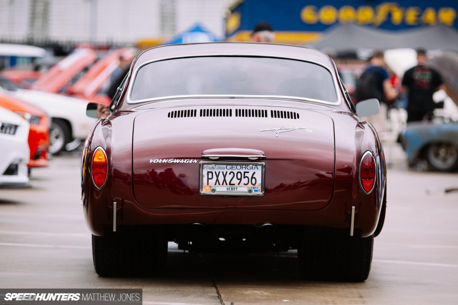 The Karmann Ghia That Got Away Speedhunters 1960 Volkswagen
