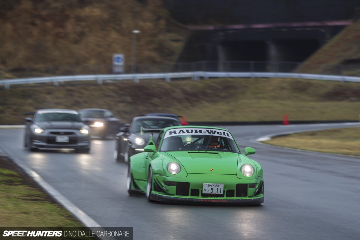 Track & Show At Fuji Speedway