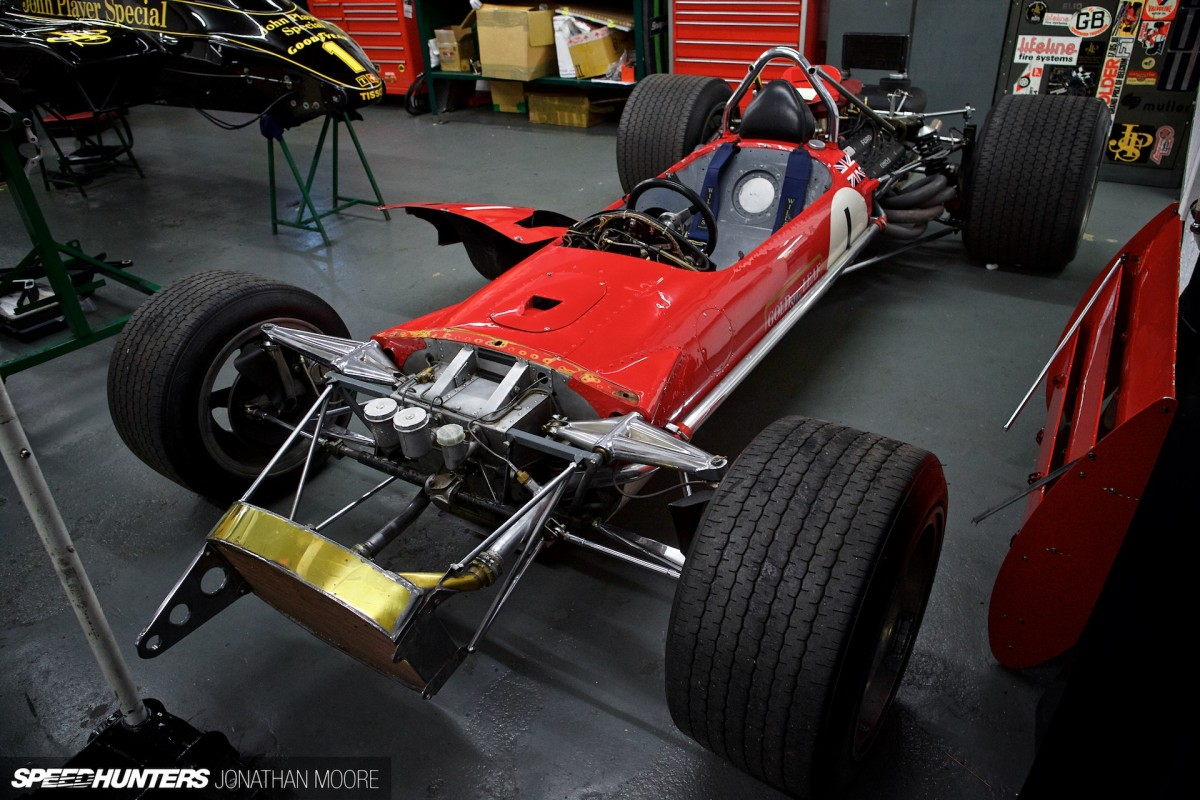 The Real Deal: Stripped Down At Classic Team Lotus - Speedhunters