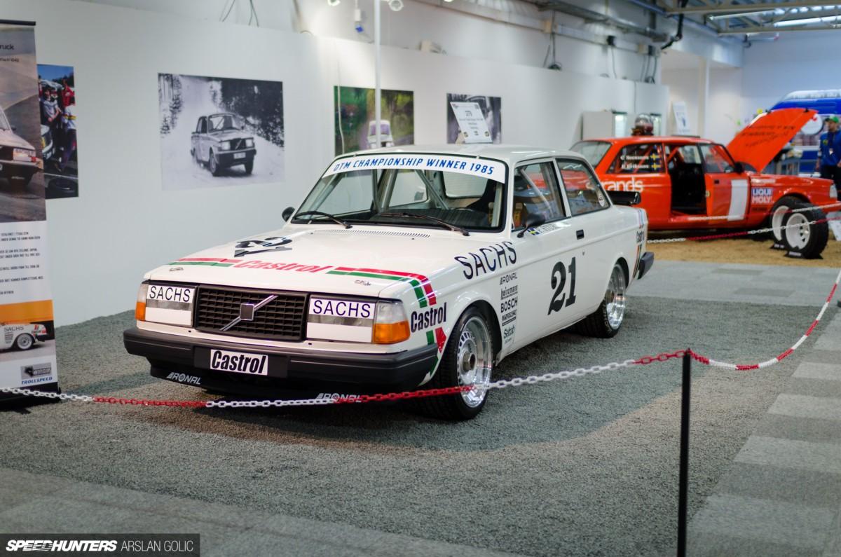 Brick Heaven Our Top Volvo Picks From Elmia Speedhunters