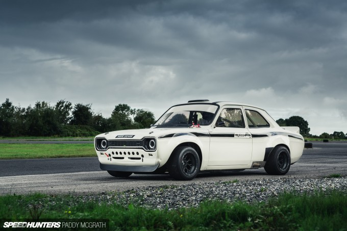 2014 Ford Escort MKI Paul Reene PMcG-3