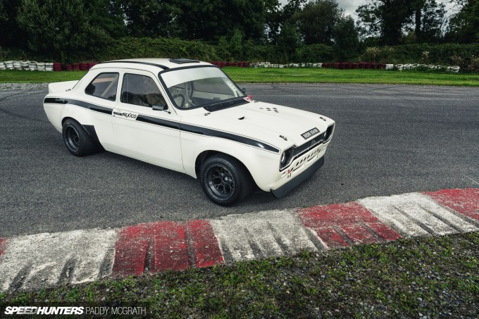 2014 Ford Escort MKI Paul Reene PMcG-36