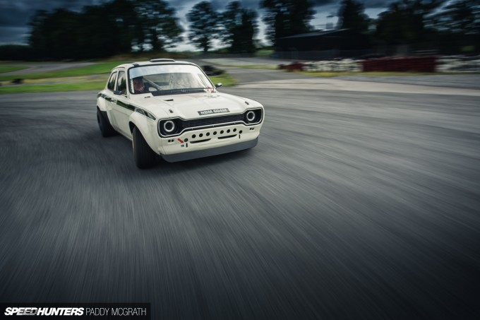 2014 Ford Escort MKI Paul Reene PMcG-39
