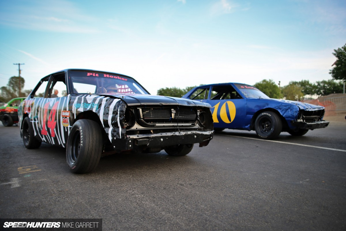 Toyota Sedan Racing: <br />Where Old Corollas Battle For Glory