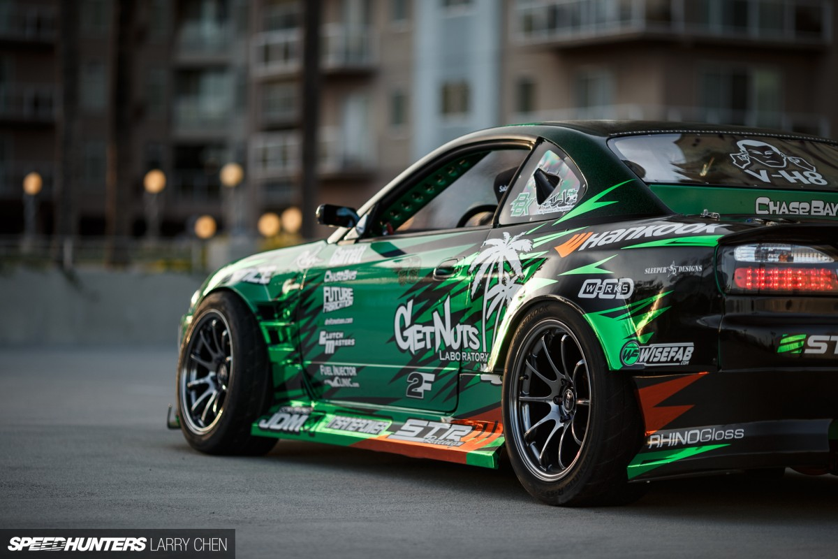 Get Nuts The Purist S Formula D Car Speedhunters