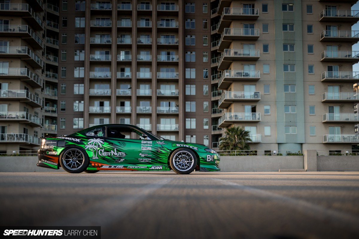 Get Nuts S15: The Purist's Formula D Car