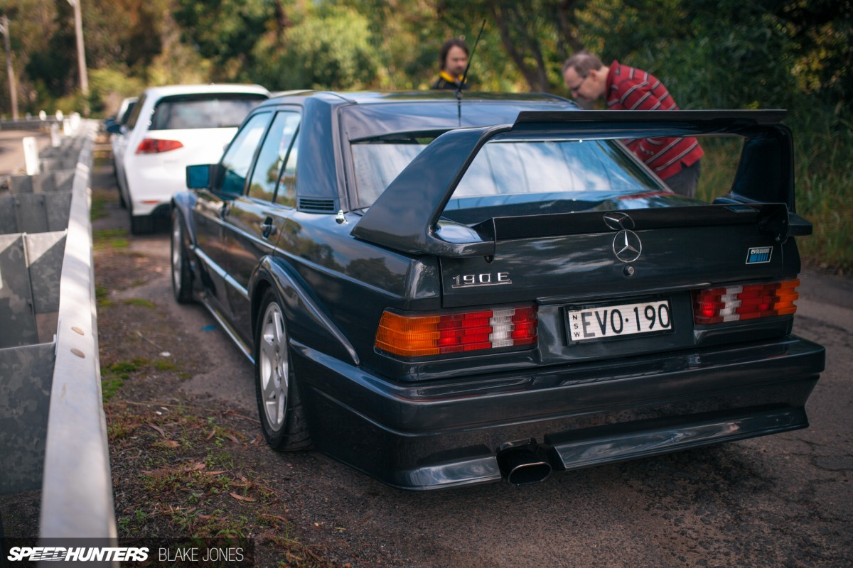 We run this town sydney style speedhunters for 190e rear window spoiler