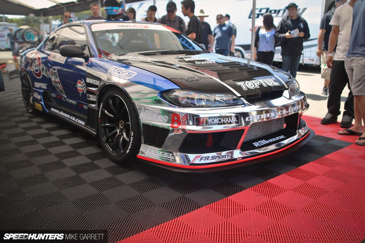 Formula D Gets Some Japanese Flavor Speedhunters