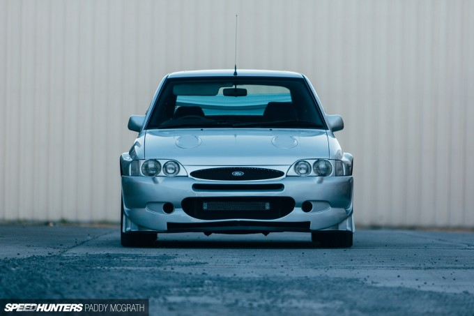 2015 JK Ford Escort Cosworth V6 PMcG-1