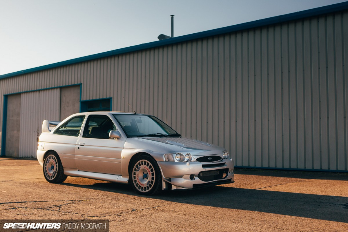An Escort Cosworth With A Story - Speedhunters
