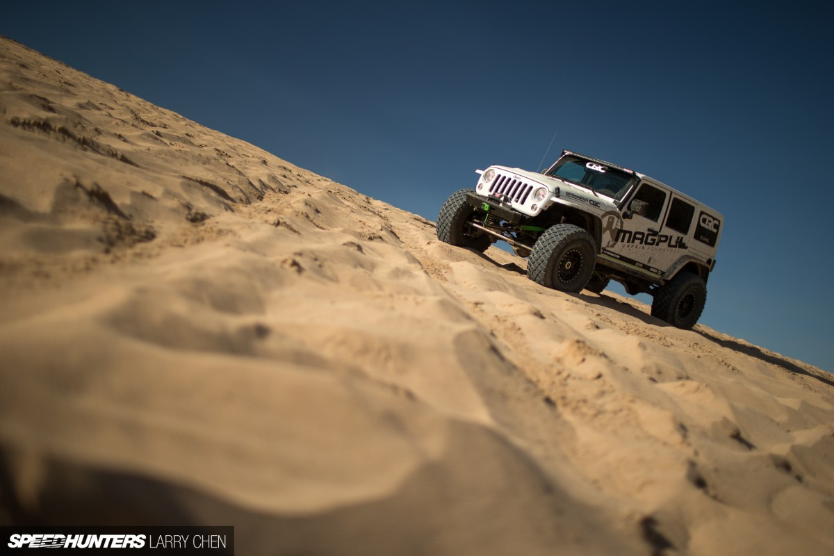Ultimate Wheeler:</br> The Joy Of Off-Roading