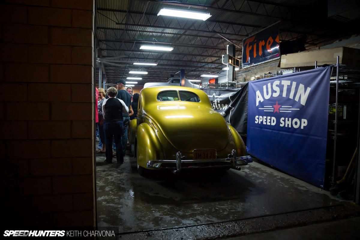 After Hours At The Lonestar RoundUp