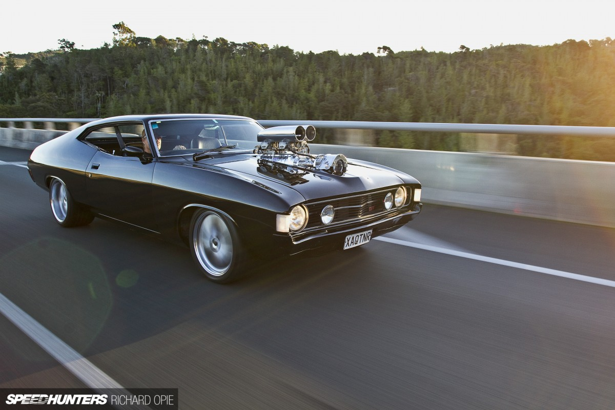 Judge, Jury, Executioner:<br /> A Blown Big Block Falcon&nbsp;Hardtop