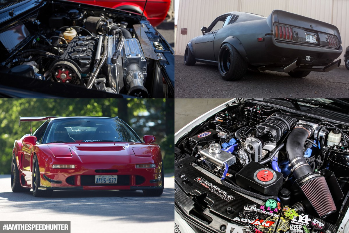 #IAMTHESPEEDHUNTER</br> Your Supercharged Rides