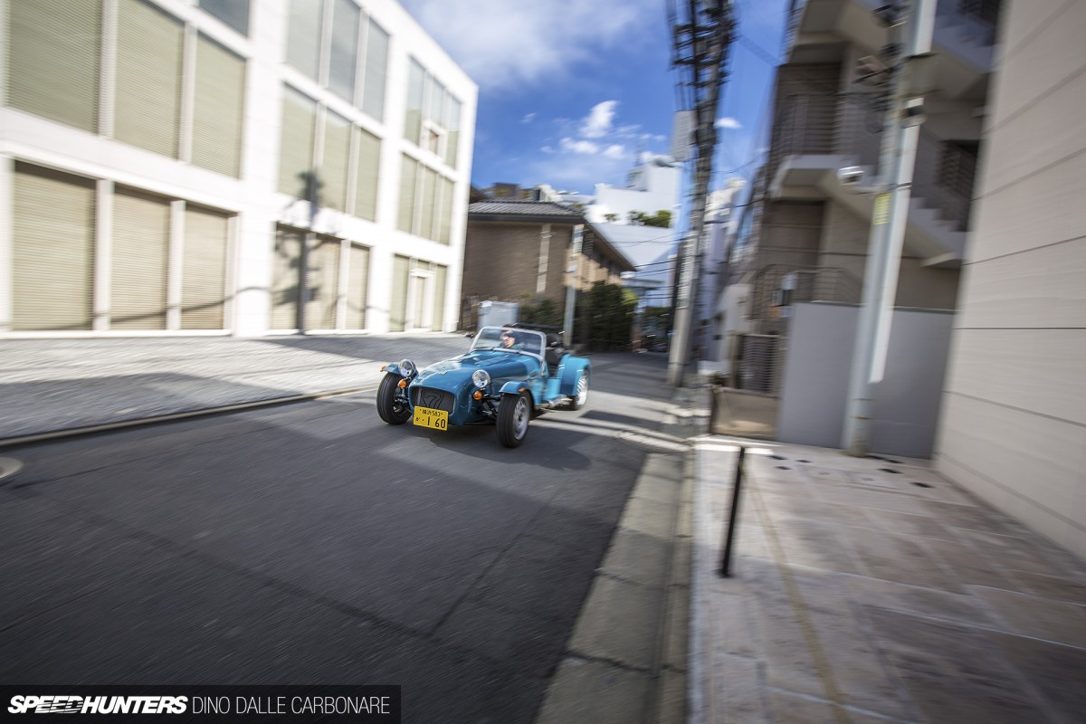 When Less Is More: The Caterham160