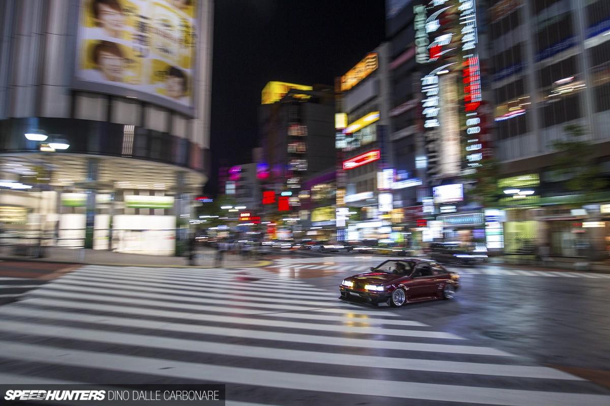 Hachiroku Life: Shibuya In AnAE86