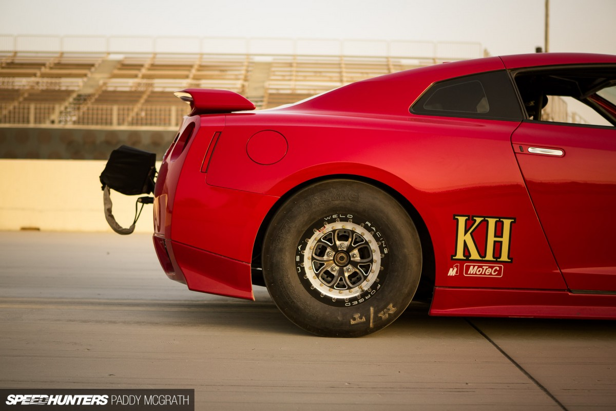 How A 2,200hp GT-R Can Save The World