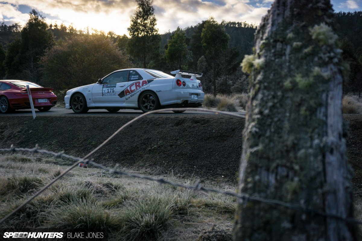 Unrestricted Roads &#038; Race Cars:</br> The Forbidden Fruits Of Targa&nbsp;Tasmania