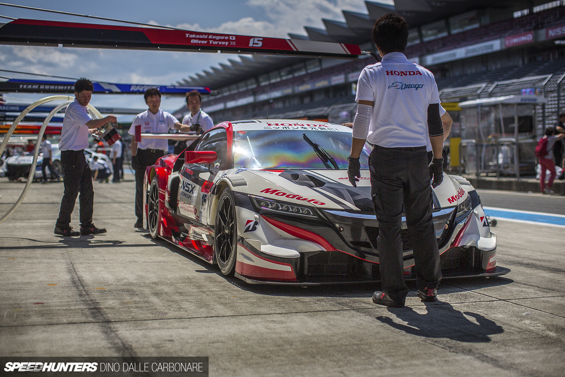 A Casual Pit Walk At Super Gt Speedhunters