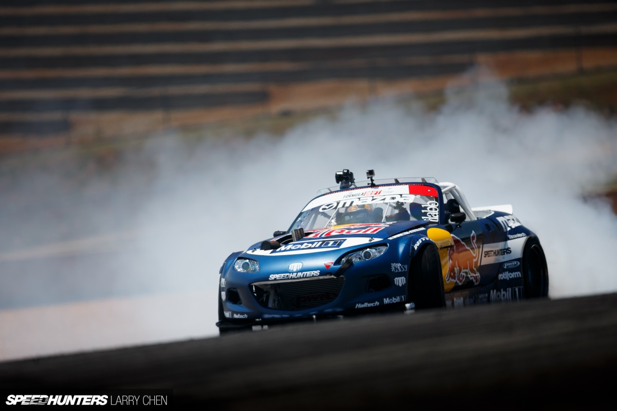Mad Mike's Return To Formula Drift