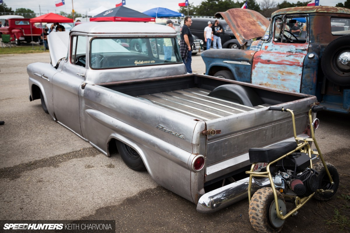 Twice The Fun In A Turbo 58 Apache Speedhunters 1949 Chevy Truck Bagged Keith Charvonia Lsru Hales 5