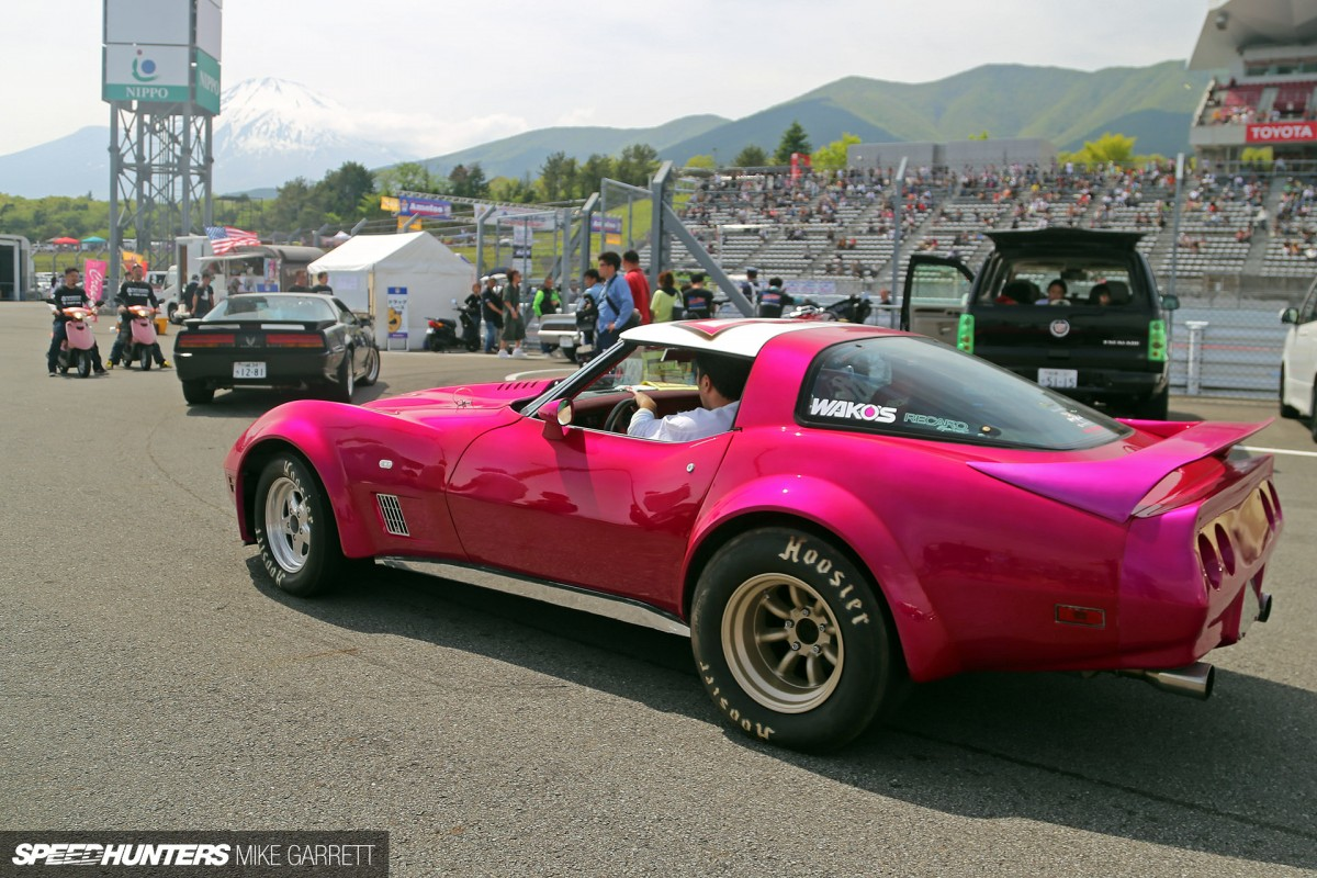 Japan Does It Again: Amefes - Speedhunters