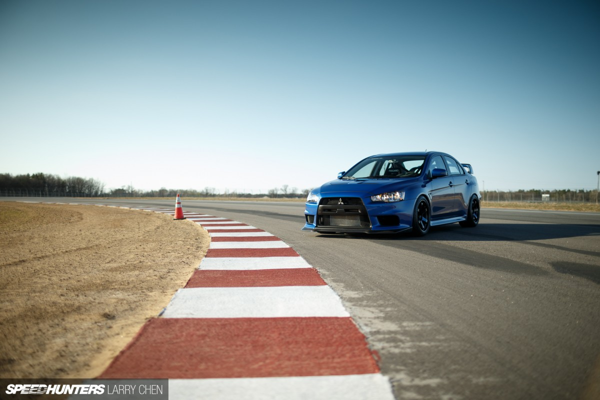 Going Out With A Bang: <br />The Ultimate Street Evo&nbsp;X
