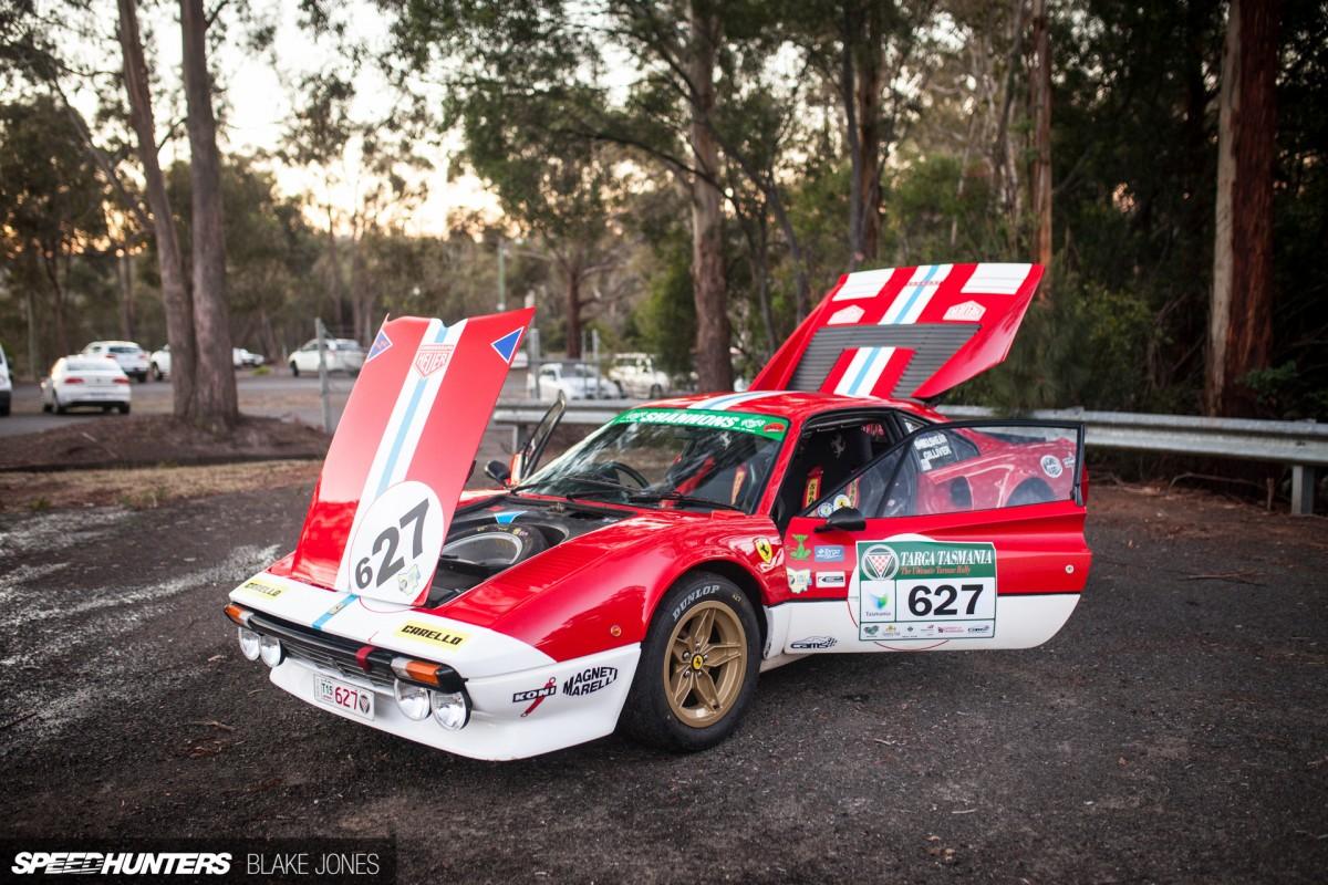 Keeping Racing Fun In A Ferrari308