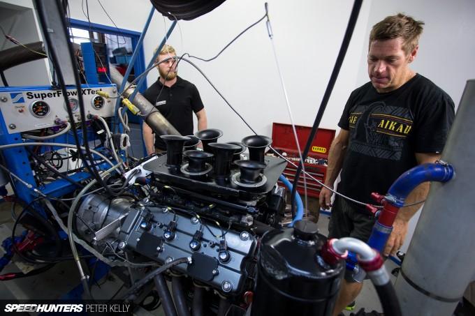Synergy V8 36
