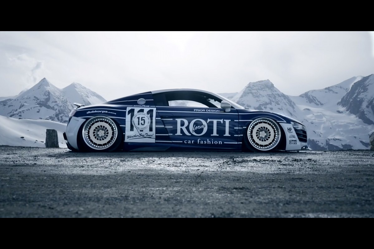 Poetry In Motion:</br> The Rotiform BOSS R8