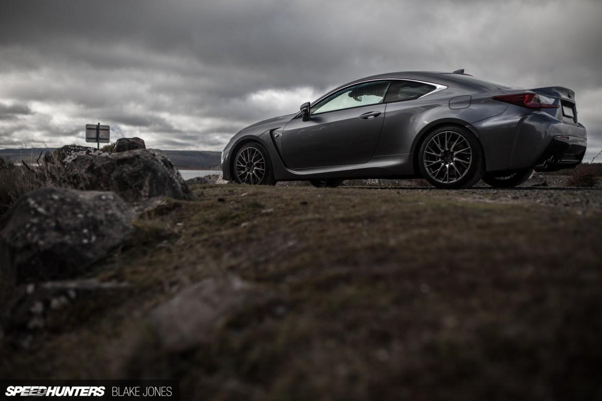 Life Goals & A Lexus RCF