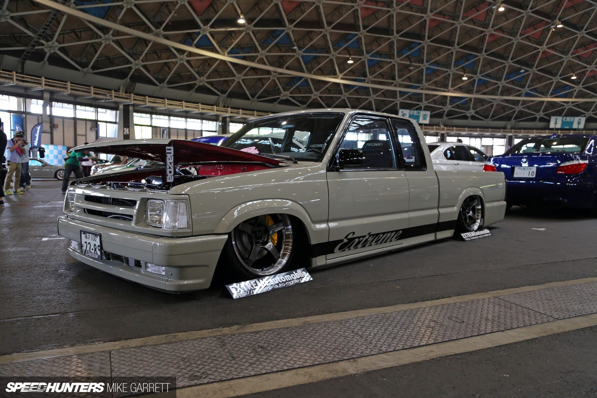 SR-Powered Mazda Pickup: When Drift Car Meets Minitruck - Speedhunters